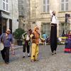 Parade en Avignon