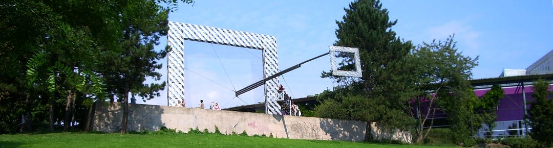 Kassel, 'Rahmenbau', Haus Rücker & Co, 1977
