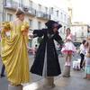 dans la rue à Avignon
